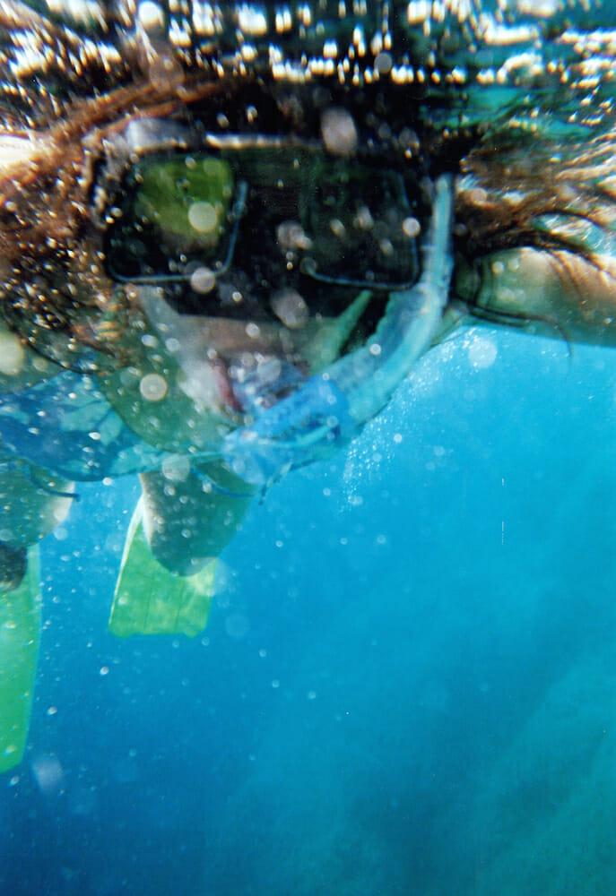 Unter Wasser herrscht Barrierefreiheit
