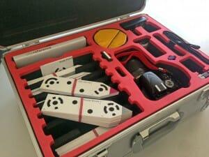 Photogrammetrie-koffer