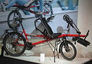 """Das Hase Bike """"Pino"""""""
