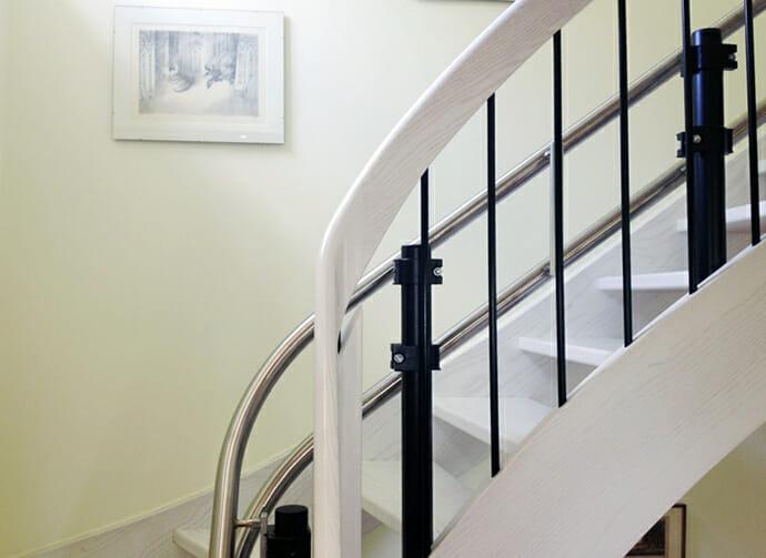 Gestalten Sie Ihren Treppenlift ganz individuell