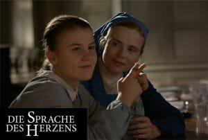 Ausschnitt aus dem Kinofilm mit Marie und Marguerite