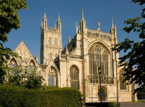 Gloucester Kathedrale
