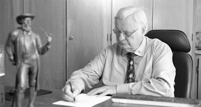 HIRO LIFT trauert um Geschäftsführer Dr.-Ing. Wilfried Hein