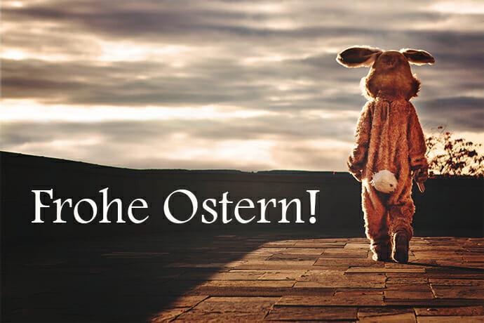 HIRO LIFT wünscht frohe Ostern!