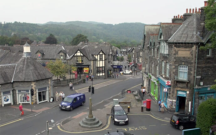 Eine Reise wert: Ambleside in Englands Lake District