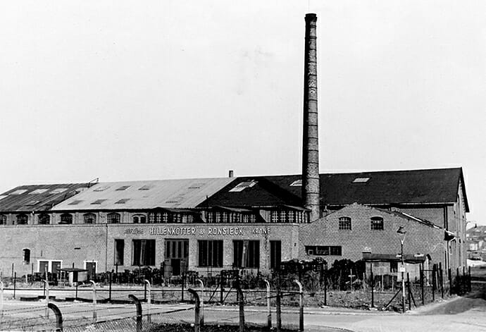 HIROstory: Umbau in den 50er Jahren