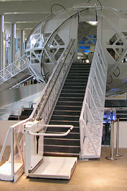 HIRO LIFT im Deutschen Museum
