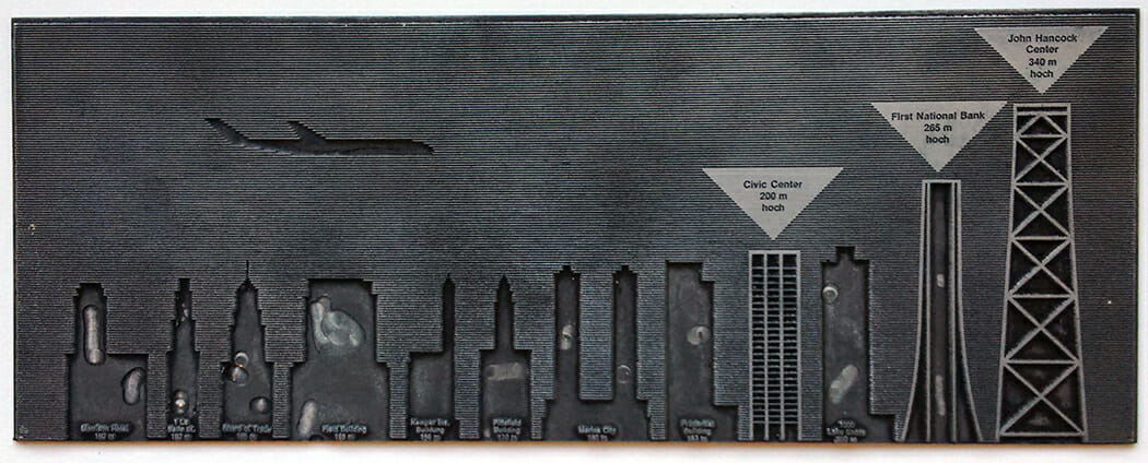 Druckplatte