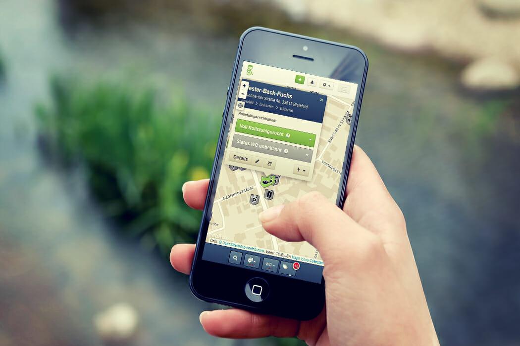 7 Handy-Apps für Handicaps