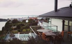 HUF Haus in Tenby, Wales
