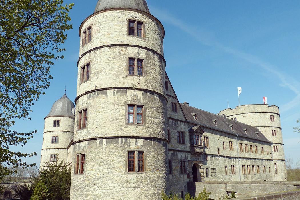 Wewelsburg im Kreis Paderborn