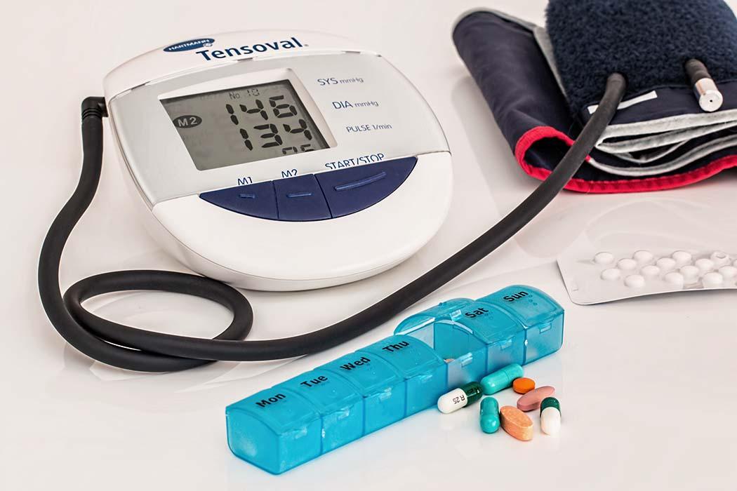 zu hoher Blutdruck birgt höheres Schlaganfall-Risiko